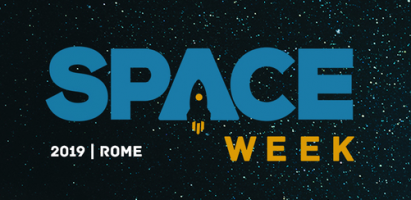 Space Week 2019 – Rome, 9-11 October 2019 Open Registrations