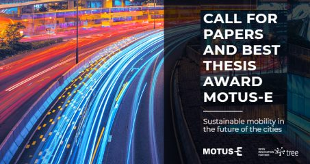 Call for Papers and a Best Thesis Award