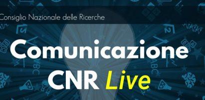 Comunicazione CNR Live