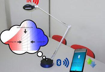 Smart Lamp: una lampada che ottimizza il comfort