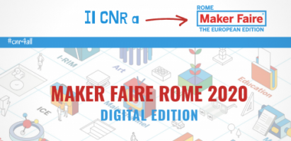 (Italiano) Il Cnr a Maker Faire Rome 2020