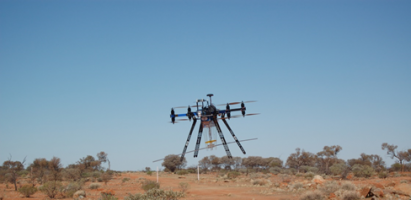 UAV-based Antenna Measurements at CNR-IEIIT