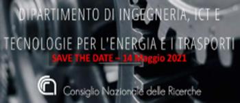 Conferenza del DIITET – 14 maggio 2021, ore 09:00